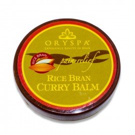 Rice Bran Curry Balm 50g