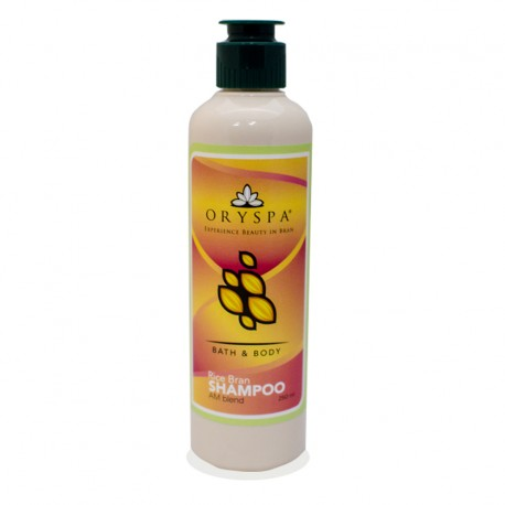 Rice Bran Shampoo AM Blend 250ml
