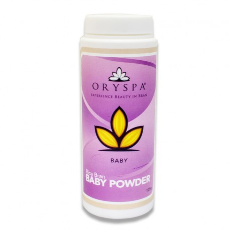 Rice Bran Baby Powder 100g.