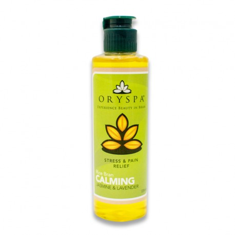 Calming Oil Jasmine & Lavender 125ml