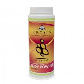 Rice Bran Body Powder Refresh 100g