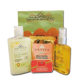 IVATAN SET (FACIAL CARE)